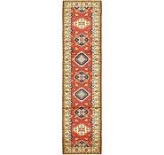 Link to 2' 10 x 11' Kazak Oriental Runner Rug