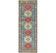 Link to 60cm x 173cm Kazak Oriental Runner Rug