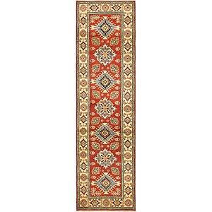 2' 8 x 9' 2 Kazak Oriental Runner Rug