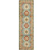 Link to 85cm x 300cm Kazak Oriental Runner Rug