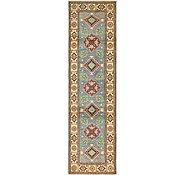 Link to 2' 7 x 9' 7 Kazak Oriental Runner Rug