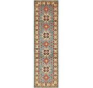 Link to 2' 8 x 10' Kazak Oriental Runner Rug