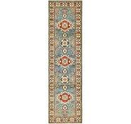 Link to 2' 7 x 9' 6 Kazak Oriental Runner Rug