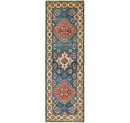 Link to 2' x 6' 3 Kazak Oriental Runner Rug