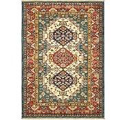 Link to 3' 5 x 5' Kazak Oriental Rug