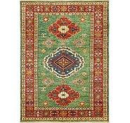 Link to 3' 5 x 4' 8 Kazak Oriental Rug