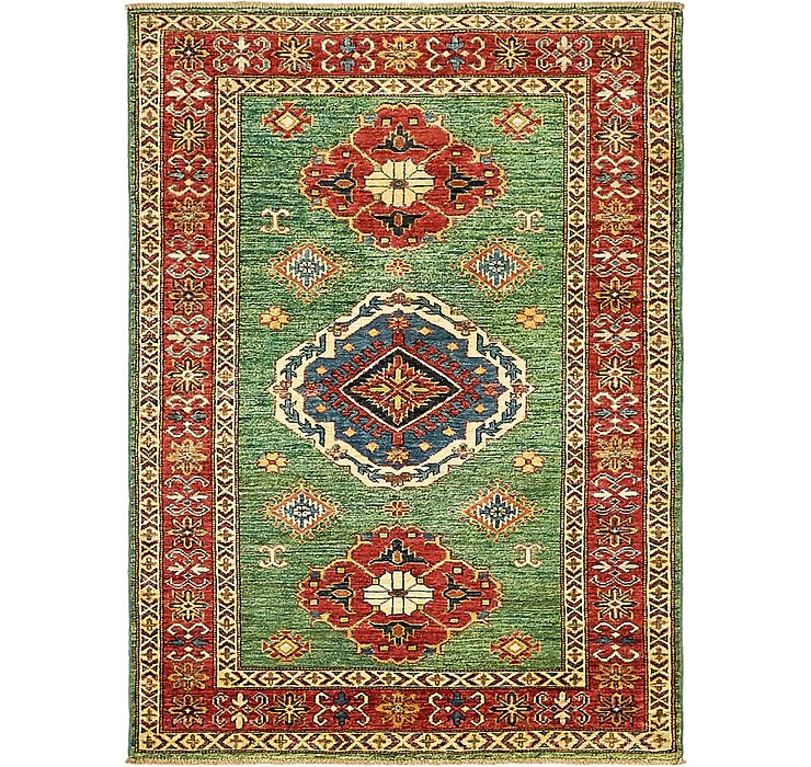 3' 5 x 4' 8 Kazak Oriental Rug
