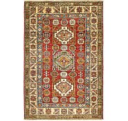 Link to Unique Loom 2' 10 x 4' 3 Kazak Oriental Rug