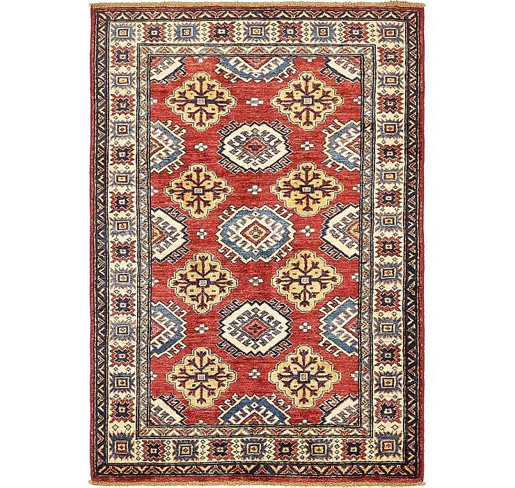 3' 5 x 5' Kazak Oriental Rug