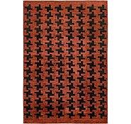 Link to Unique Loom 6' 6 x 9' 7 Modern Ziegler Rug