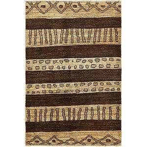 Unique Loom 2' 7 x 4' Modern Ziegler Rug