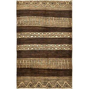 Unique Loom 2' 9 x 4' 2 Modern Ziegler Rug