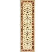Link to 2' 8 x 10' Peshawar Ziegler Oriental Runner Rug