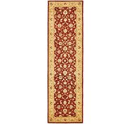 Link to 2' 7 x 9' 7 Peshawar Ziegler Oriental Runner Rug