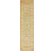 Link to 2' 9 x 10' 9 Peshawar Ziegler Oriental Runner Rug