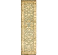 Link to 2' 9 x 10' 5 Peshawar Ziegler Oriental Runner Rug