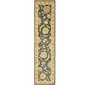 Link to 2' 7 x 11' 3 Peshawar Ziegler Oriental Runner Rug