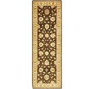 Link to 3' 2 x 9' 10 Peshawar Ziegler Oriental Runner Rug