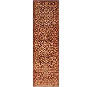 Link to HandKnotted 2' 8 x 9' 9 Peshawar Ziegler Oriental Runner Rug