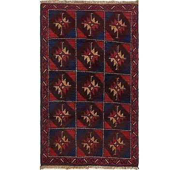 81x140 Balouch Rug