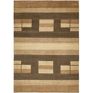 Unique Loom 7' 8 x 11' Kashkuli Gabbeh Rug