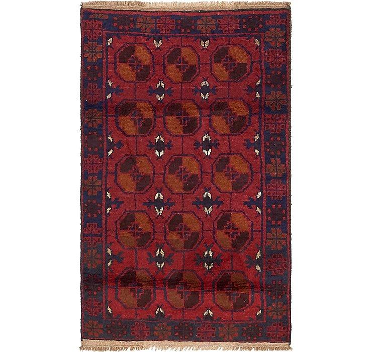 2' 10 x 4' 10 Balouch Persian Rug