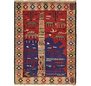 Link to 3' 3 x 4' 4 Balouch Persian Rug