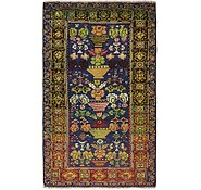 Link to 2' 6 x 4' 5 Balouch Persian Rug