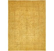 Link to 208cm x 280cm Over-Dyed Ziegler Rug
