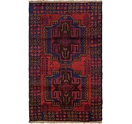 Link to Unique Loom 2' 10 x 4' 10 Balouch Persian Rug