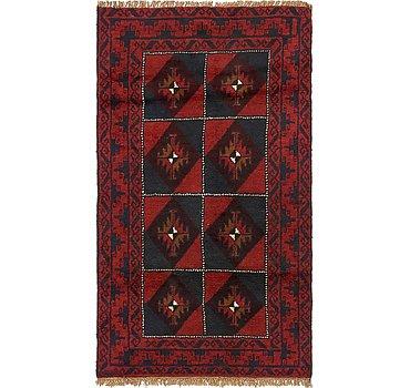 79x140 Balouch Rug