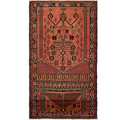 Link to 3' x 5' 3 Balouch Persian Rug