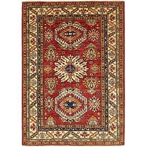 Unique Loom 4' 3 x 6' Kazak Rug