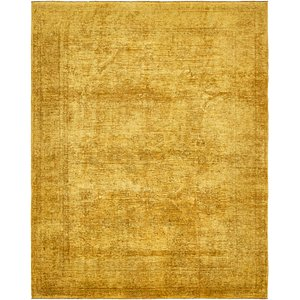 HandKnotted 7' 7 x 9' 8 Over-Dyed Ziegler Rug