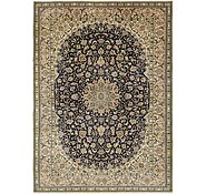 Link to 10' 2 x 14' Nain Persian Rug