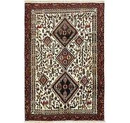 Link to 122cm x 183cm Hamedan Persian Rug