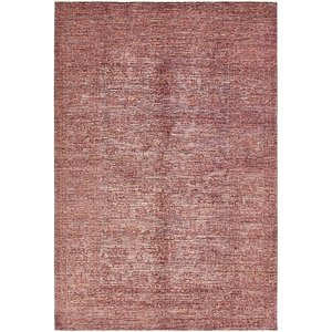 6' 8 x 10' Over-Dyed Ziegler Rug