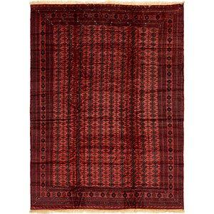 HandKnotted 9' 6 x 12' 10 Torkaman Oriental Rug