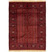 Link to 6' 9 x 9' 4 Torkaman Oriental Rug