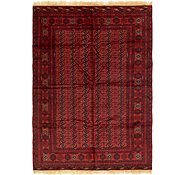 Link to 6' 5 x 9' 5 Torkaman Oriental Rug
