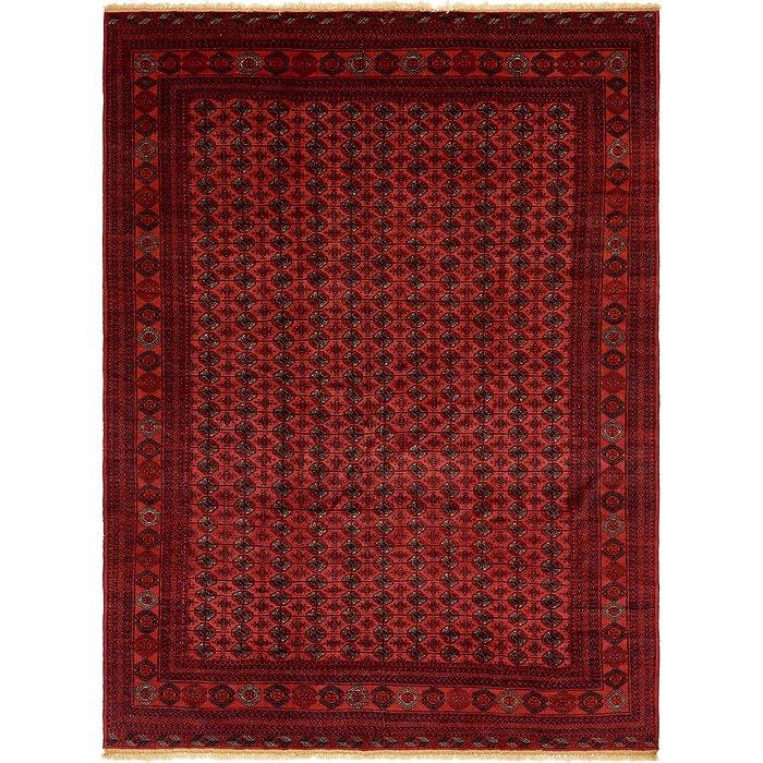 9' 3 x 12' 10 Torkaman Oriental Rug