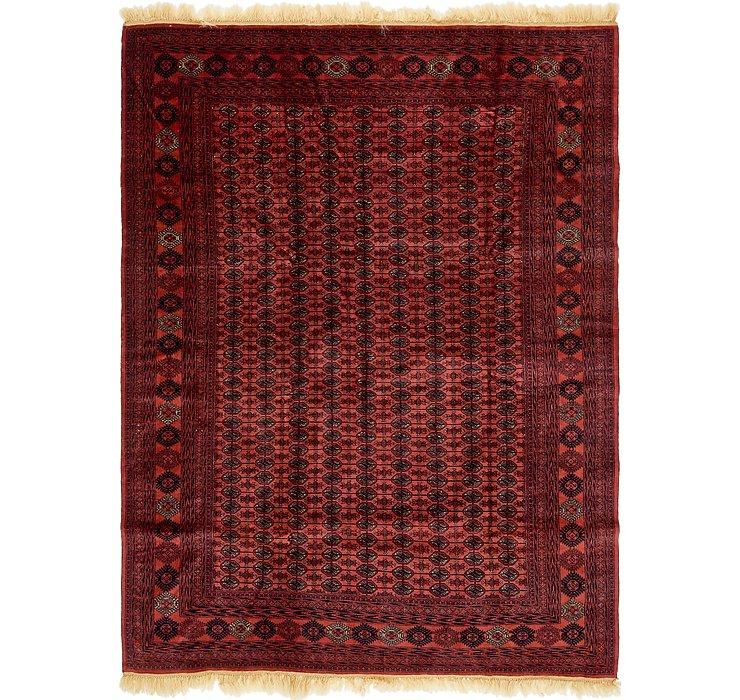 7' 9 x 10' 6 Torkaman Oriental Rug