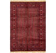 Link to 6' 7 x 9' 7 Torkaman Oriental Rug