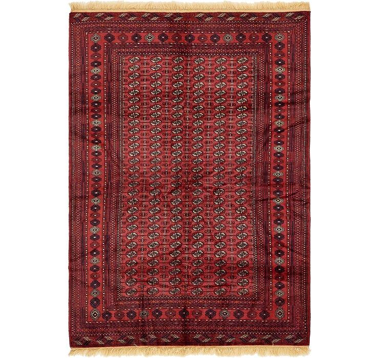 6' 7 x 9' 7 Torkaman Oriental Rug
