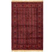 Link to 6' 5 x 10' Torkaman Oriental Rug