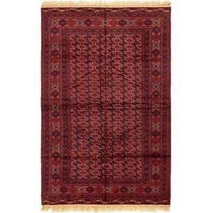 6' 5 x 10' Torkaman Oriental Rug