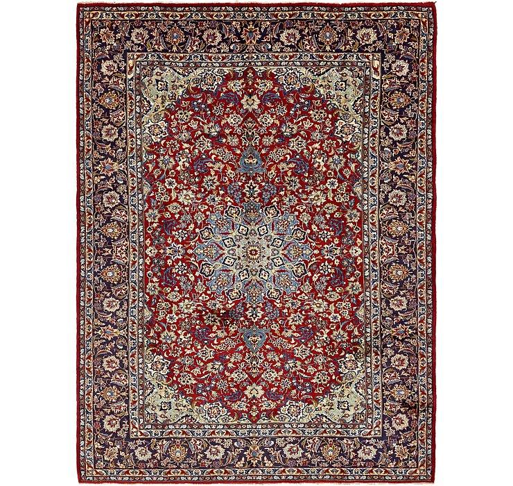 10' x 13' 3 Isfahan Persian Rug