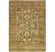 Link to 152cm x 203cm Over-Dyed Ziegler Rug