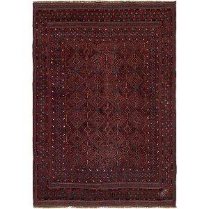 Unique Loom 4' 8 x 6' 8 Sumak Rug