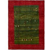 Link to 8' 6 x 11' 6 Shiraz-Gabbeh Persian Rug
